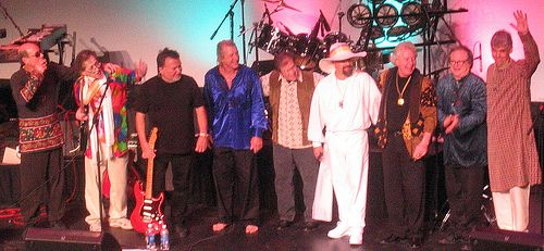 strawberry alarm clock reunion in April 2007