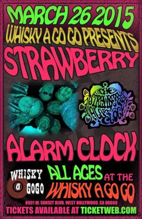 Strawberry Alarm Clock poster