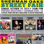 Sherman Oaks Street Fair 2014